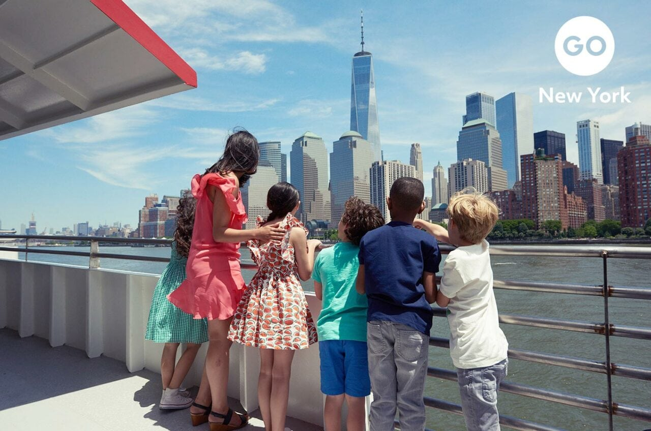Go City Go New York Branding – Circle Line Cruises