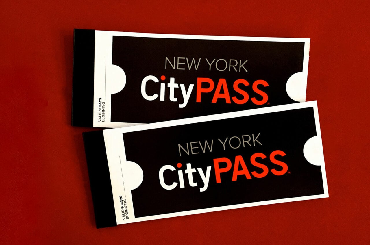 New York CityPASS Brand Image – Booklets
