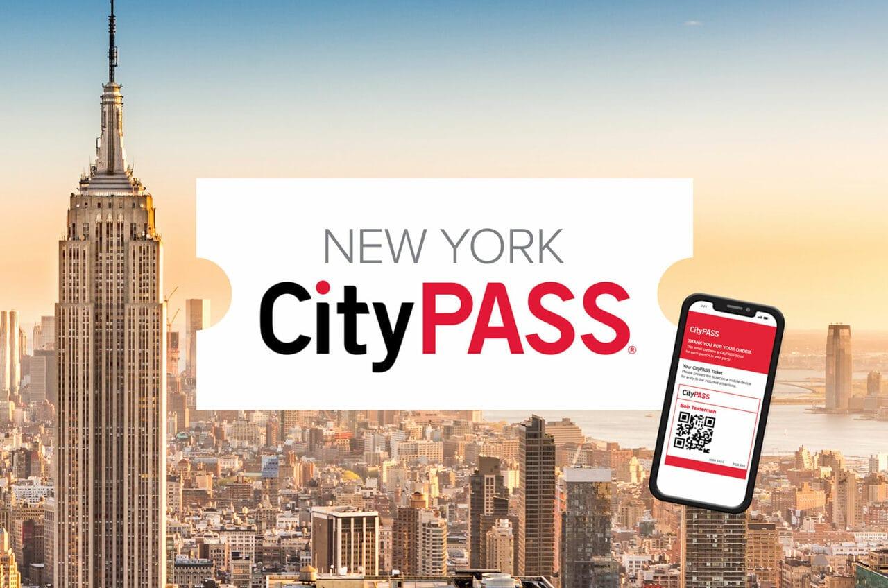 New York CityPASS Brand Image – Empire State and Logo