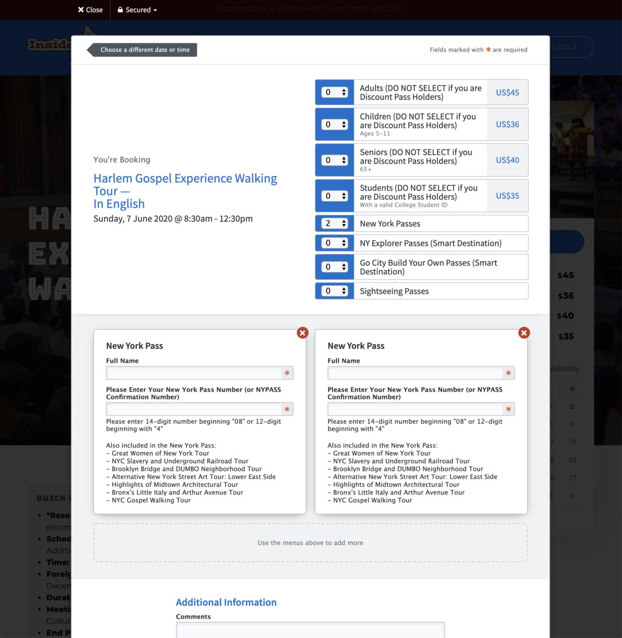 New York Pass Guide – Booking Harlem Gospel Tour 4