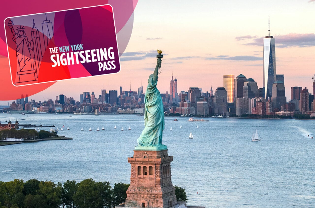 Sightseeing Pass Brand Image – The Statue of Liberty