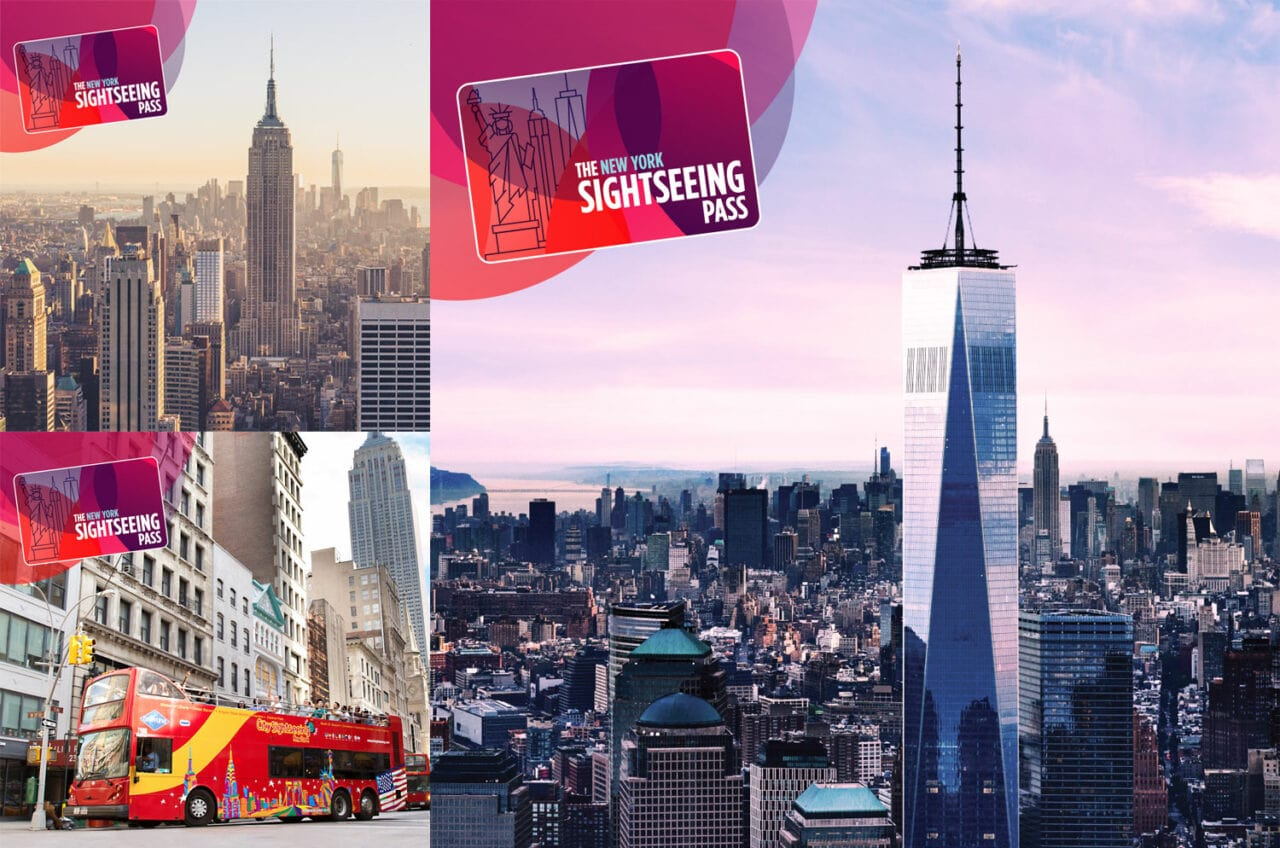 Sightseeing Pass Brand Image – Various Attractions