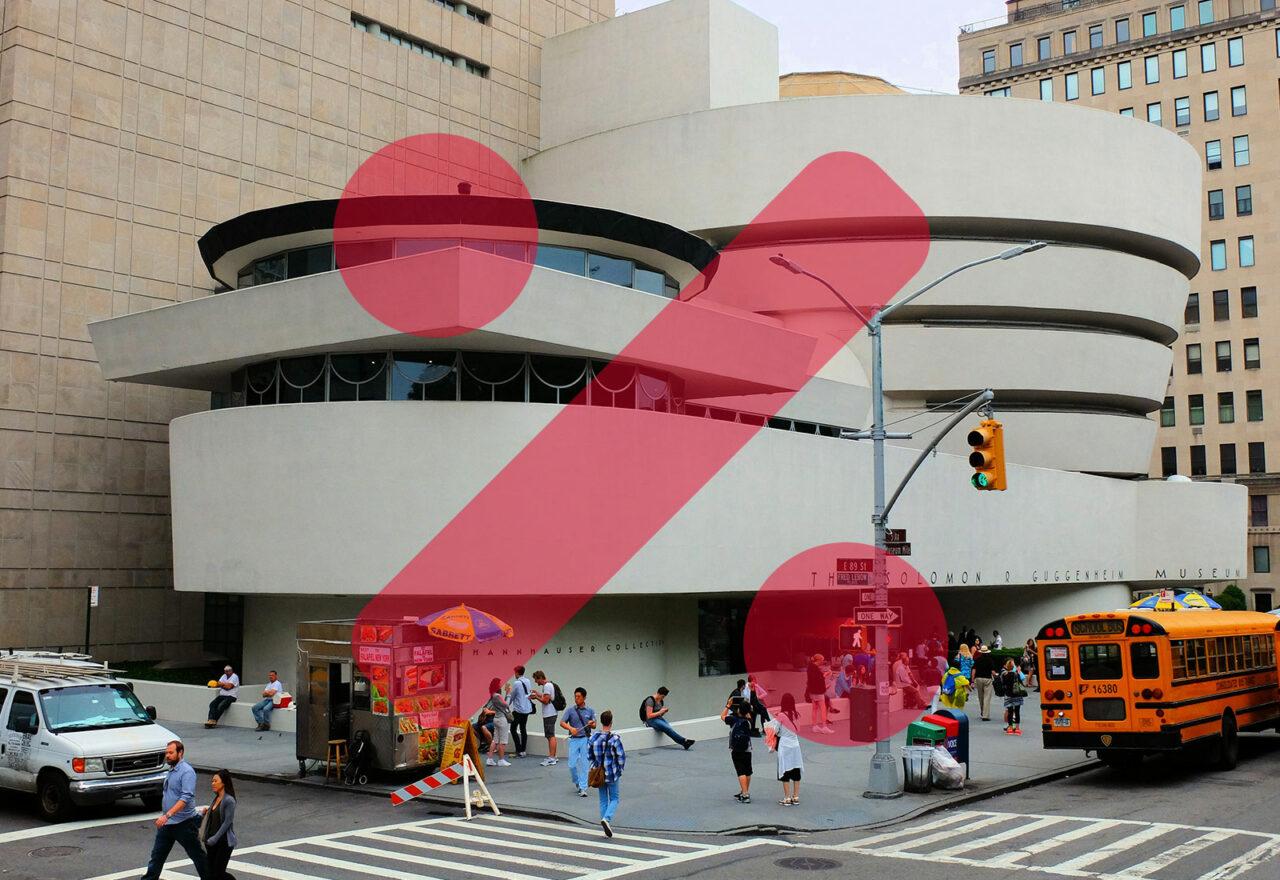 NYAP – New York CityPASS – Guggenheim Museum